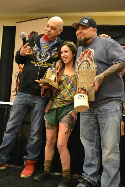 4th annual asheville tattoo and arts expo takes place in for Best tattoo artist in asheville nc